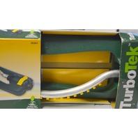 Melnor TurboTek 3200' Oscillating Sprinkler with metal nozzle.