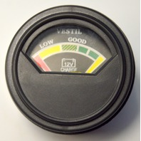 Vestil 12V Battery Charge Indicator, Model Number BCI - NIB