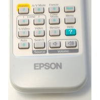 Epson Remote Controler - Projector - for PowerLite.  128079900