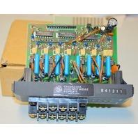 GE #IC610MDL125A 115V Input Module - 8 Circuits