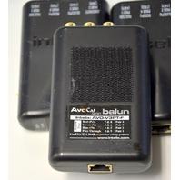 Lot of 4 AVO-V3PT-F.  AvoCat Series balun by Intelix.