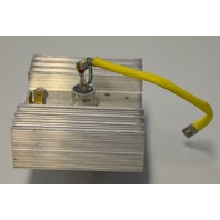 SCR #40C40B Rectifiers 1 pcs on one heat sink. Used.