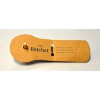 "The Ratchet -Zinus 4"" Ratchet Tool"