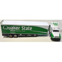 Racing Champions-Quaker State Nascar Racing Team #26 Brett Bodine Tractor Trailer