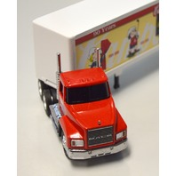 """Penjoy Cambells Soup Semi Truck and Trailer  """" Campbell Kids"""" - 90 Years"""