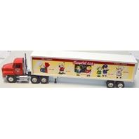 "Penjoy Cambells Soup Semi Truck and Trailer  "" Campbell Kids"" - 90 Years"
