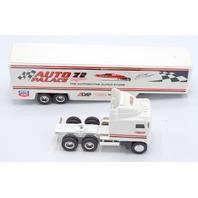 Auto Palace Racing Team - Ertl - Tractor Trailer w/box