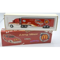 Ertl 1994-Larry Minor Motorsports-1:64-McDonalds Race Team Freightliner