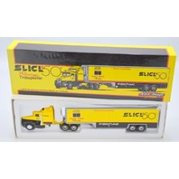 Ertl Slick 50 Racing Transporter, 1:64, Rickie Smith Racing. Winston Drag Racing T135