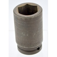 "S.K. Socket-#87844, 3/4"" Drive, 1 3/8"" Socket SAE - 6 point. DDK"