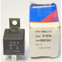 AC Delco #D1727A A/C Compressor Cut-Out Relay