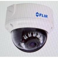 Flir 700 TVL Varifocal Outdoor IR Dome Camera  Model:DBV54TL,