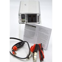 300 Watt Power Inverter, 12VDC in and 110AC out with USB Interface.