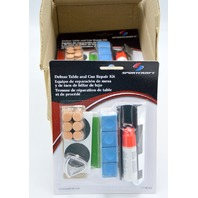 Sportcraft Deluxe Table and Cue Repair Kit #1-1-01-372 - 6 kits.