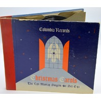 Christmas Carols by The Lyn Murry Singers-4-78 Speed Records Set C-94