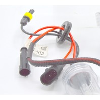 2 -Light/Wire Ballast Kit - Xenon Replacement Harness Head Light -Power Cable Plug