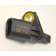 Bosch ABS Wheel  Sensor- front left - Fits Audi 8P Porsche Seat Skoda VW