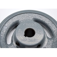 """AK44X5/8 Pulley - 5/8"""" Bore - 1 Groove - Max RPM5880."""