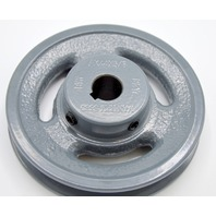 "AK44X5/8 Pulley - 5/8"" Bore - 1 Groove - Max RPM5880."