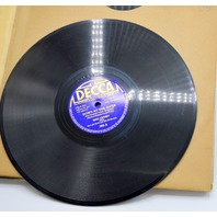 Vintage Decca presents Crosbyana - 6 - 78 RPM Double sided records. #221.