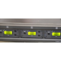 Sony Tuner Base Unit MB-X6 with 6 UHF Synthesized Tuner Unit and 2 antenna.