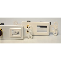 2 - RapidRun, TX, HDMI Wall Plate Transmitter with One Keystone - Used.