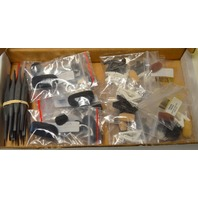 19 - Mixed Lot of Microphone Windscreens 2 different sizes & 13 plastic screwdrivers.