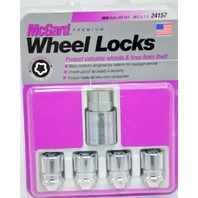 McGard #24157 Pemium Wheel Locks - Dual Hex Key, M12 x 1.5