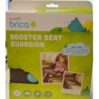 Munchkin Brica Booster Seat Guardian - Dual Grip - Ages 4-8 years.  New.