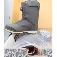 Vans Cirro Snowboard Boots, BOA Focus Boot, Recco Avalanch Rescue System. NIB