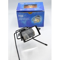 Bausch & Lomb Illuminated Stand Magnifier with Power Supply. #81-34-80