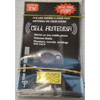 "Internal Cell Phone Antenna ""as seen on TV"" Pack of 50.  New old stock"