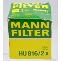 Mann Oil Filter - #HU816/2x for Mini (BMW Group)