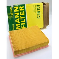 Mann Air Filter #C26 151 - Micra Top  - New Old Stock.