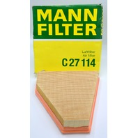 Mann + Hummel Automotive Air Filter #C 27 114 for BMW