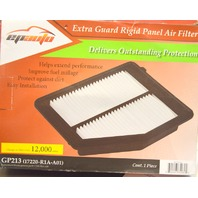 EPAuto Air Filter  #213 (17220-RIA-A01) Extra Guard Rigid Panel Filter-New Old Stock