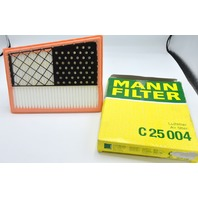 Mann Air Filter C25 004 - Mercedes Benz - New Old Stock