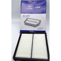 Hyundai Air Filter #28113 2W100 -Kia Engine Air Filter -  New Old Stock