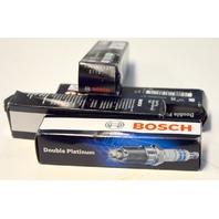 Bosch #8110 Double Platinum Spark Plug- 4 in a box