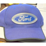 Vintage Ford Capby Daystone Intl. Corp, adj. clip closure and 3D emblem.
