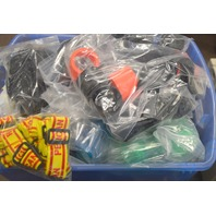 1 Large Lot of Pelican and Tektite Accessories: Heads, Reflectors, Handles and more.