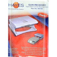 Hayes Quik-Receiver, Digital Brake Controller Mounting Sleeve #81791