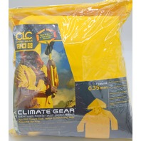 CLC Climate Gear Weather resistant 2 pc. 35 mmPVC w/Polyester Backing. #R105L