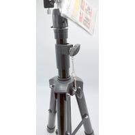 Dorsanee Tripod for Canvas Block Head - Adjustable Wig Head Stand -Table top
