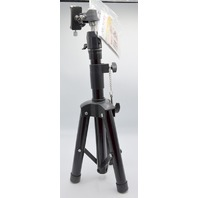 Dorsanee Tripod for Canvas Block Head - Adjustable Wig Head Stand -Table top