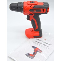 "NoCry 3/8"", 20V Cordless Drill with Instruction Manual #CY338034"