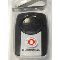 Chamberlain Universal KLIK3U Garage Door 2 Button Remote (Open Box)