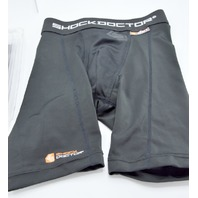 Core Compression Short with Bioflex cup-22-24 waist- Boys Small. Shock Doctor.