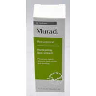 Murad 3 Hydrate Resurgence Renewing Eye Cream 5 oz Tube. #D9M2