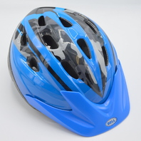 Bell Bike Helmet - Rally Child no lights - M348C  52-56 cm. 2 Marker Lights on back.